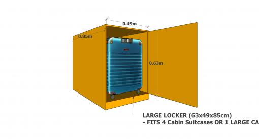 Large Lockers 1
