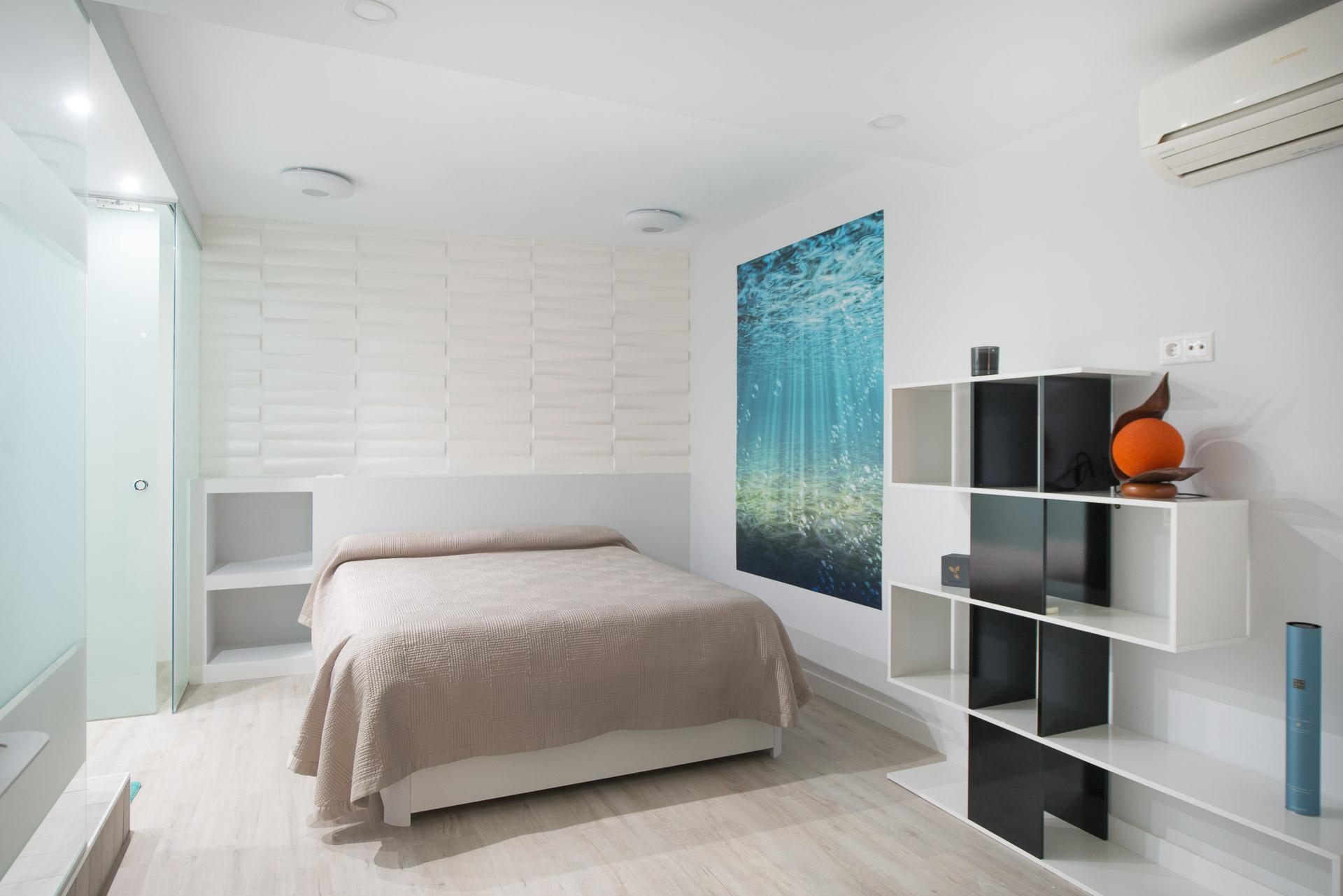 Perfect escape for two, moderne loft in Alicante