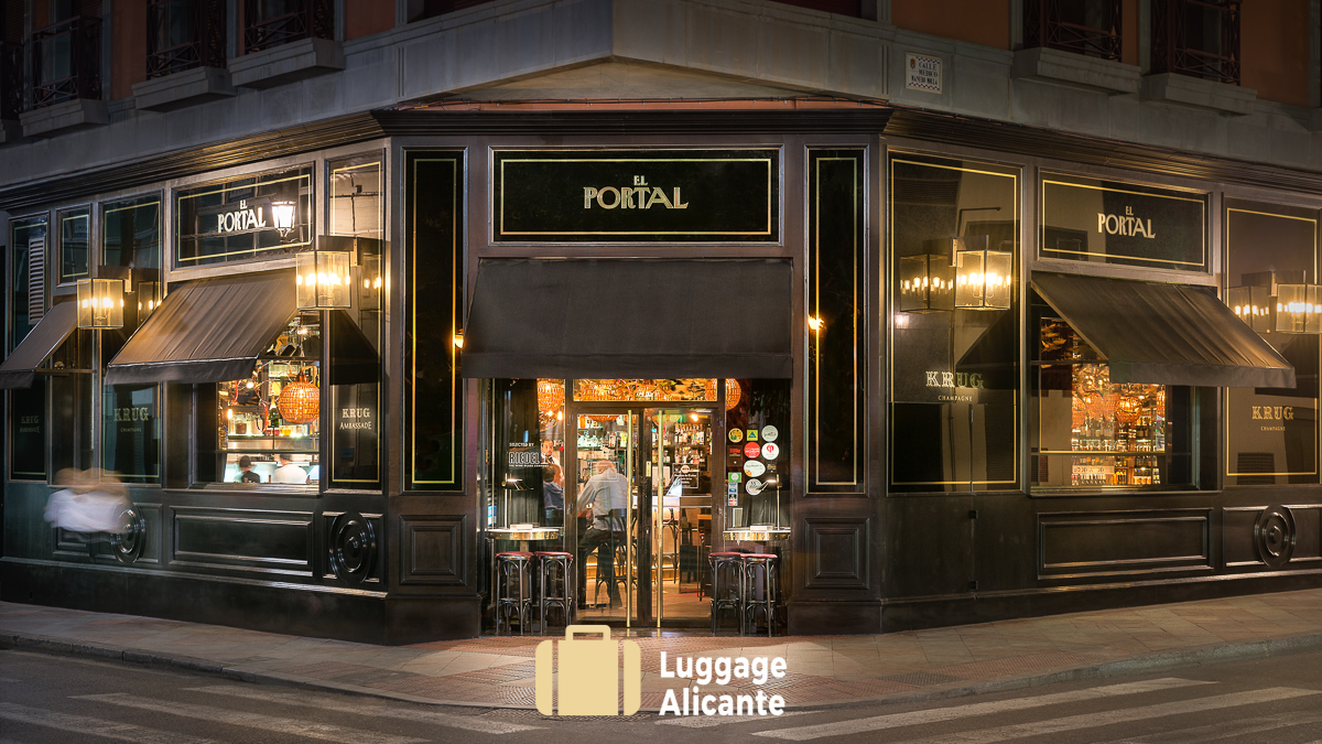 el portal restaurant alicante
