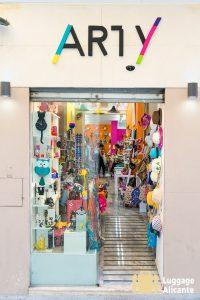 alicante souvenir shop