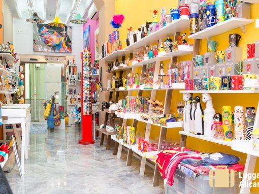 Arty Souvenir Shop Alicante