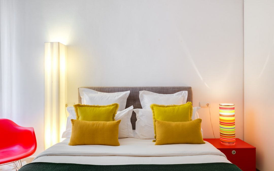 Chic Double Room in Old Town Near Beach, Alicante
