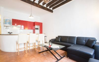 Cozy flat at Alicante's heart