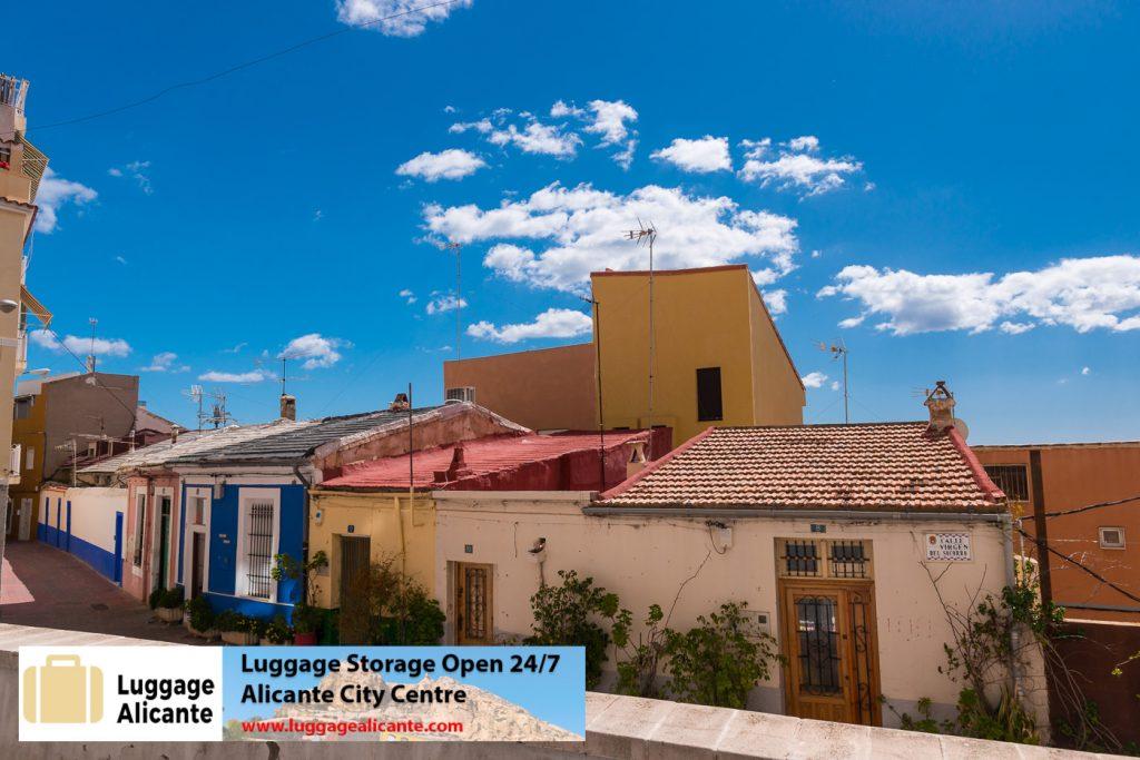 alicante luggage storage left luggage city center 113