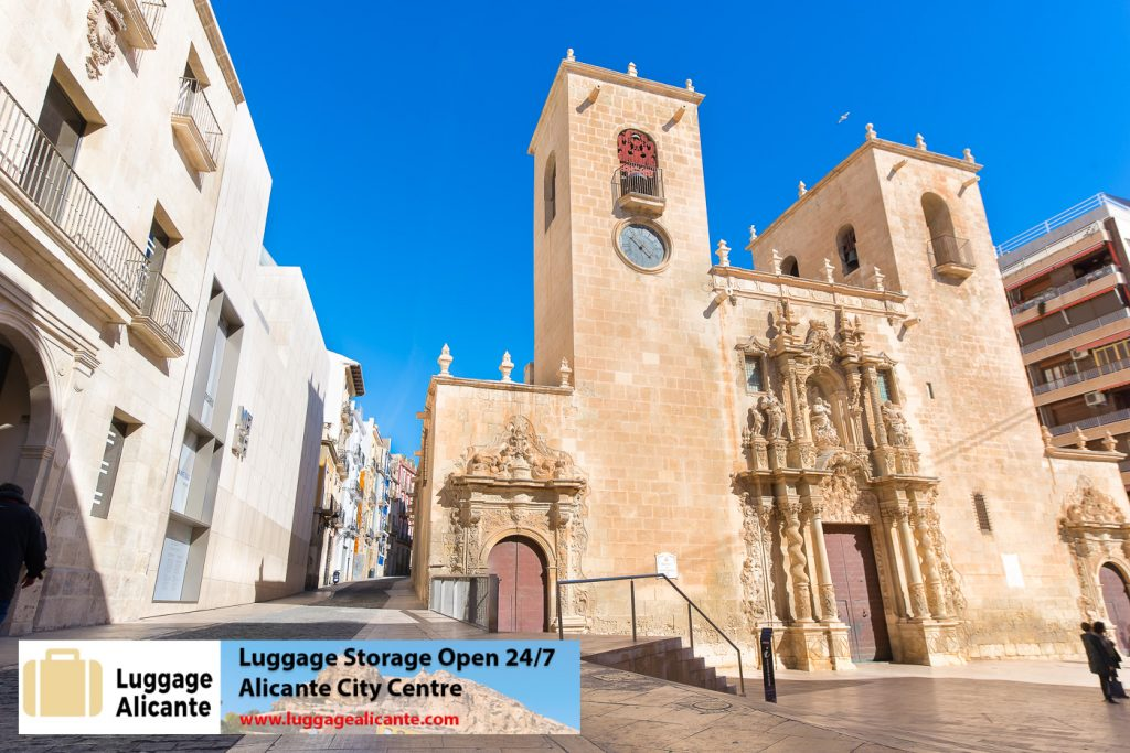 alicante luggage storage left luggage city center 21