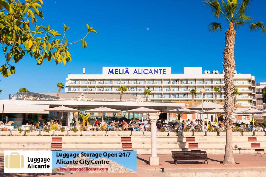 alicante luggage storage left luggage city center 92